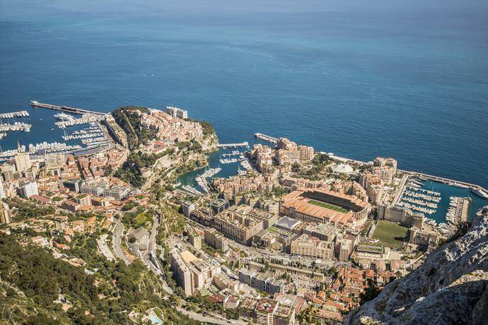 AS Monaco Stade Louis II ticket