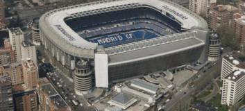 Estadio Santiago Bernabéu Real Madrid