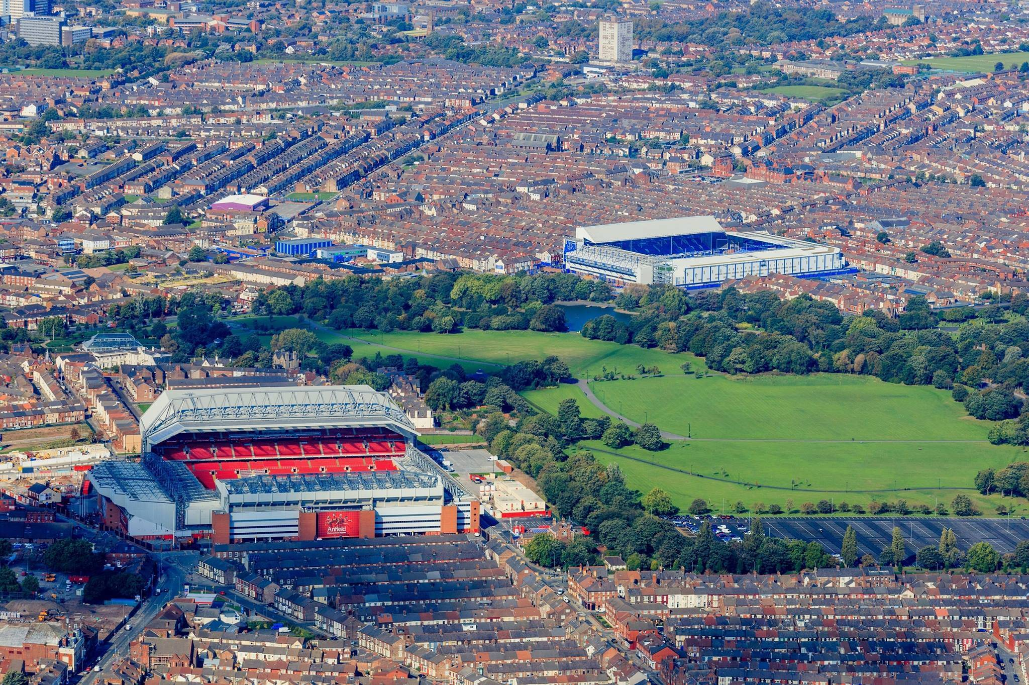 liverpool everton stanley park anfield