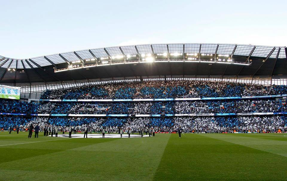 manchester city stadion fans