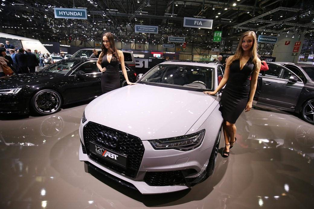 autosalon girls 2