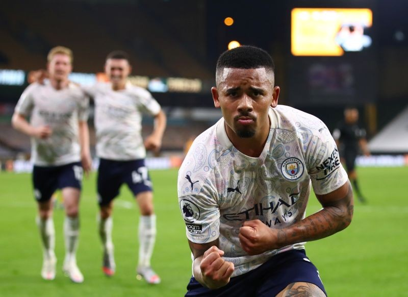 man city gabriel jesus