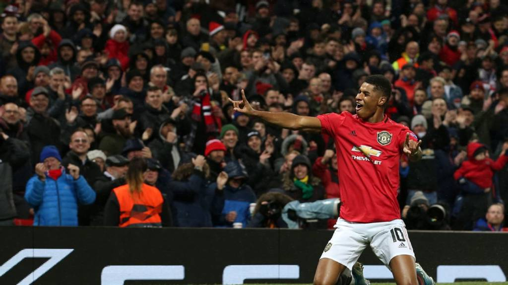 manchester united martial rashford