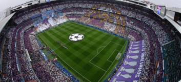 real madrid santiago bernabeu
