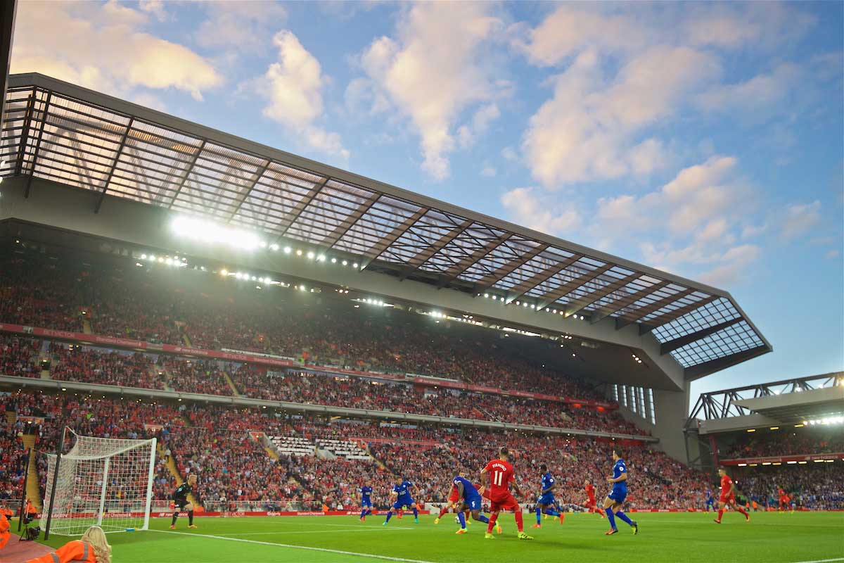 liverpool new main stand hd anfield