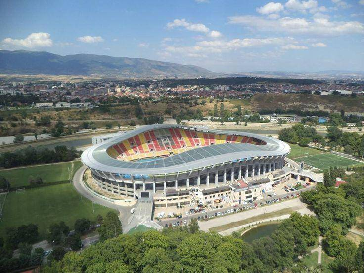 national arena filip ii macedonia
