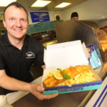 fish and chips londyn jedlo futbaltour