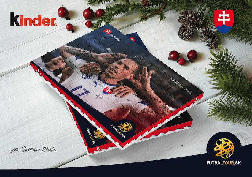 futbalovy adventny kalendar marek hamsik slovensko